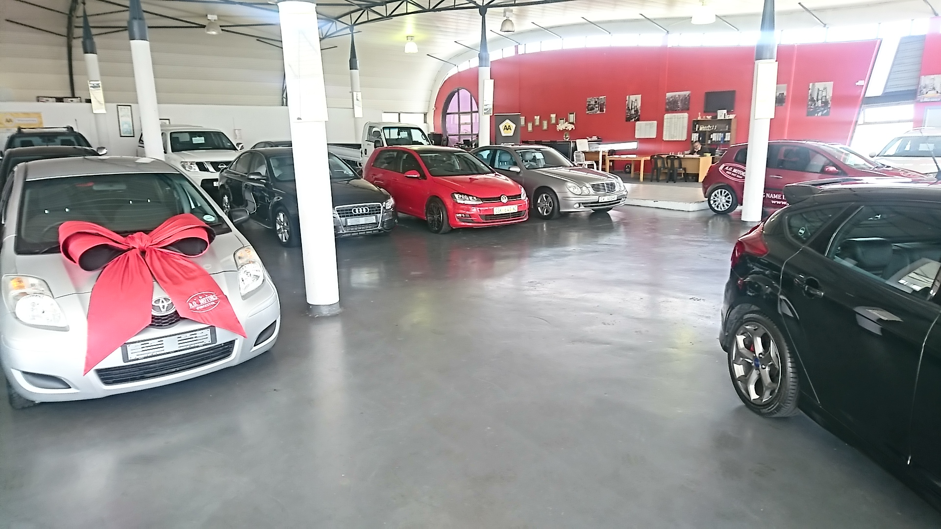used car dealer in worcester western cape