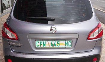 2013 Nissan Qashqai 2.0 Acenta full