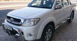 2010 Toyota Hilux 4.0 V6 D/C A/T