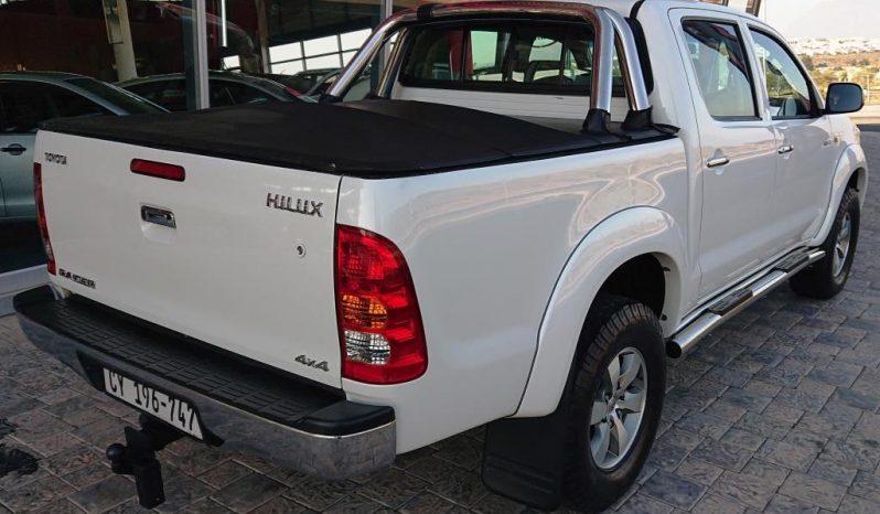 2010 Toyota Hilux 4.0 V6 D/C A/T full