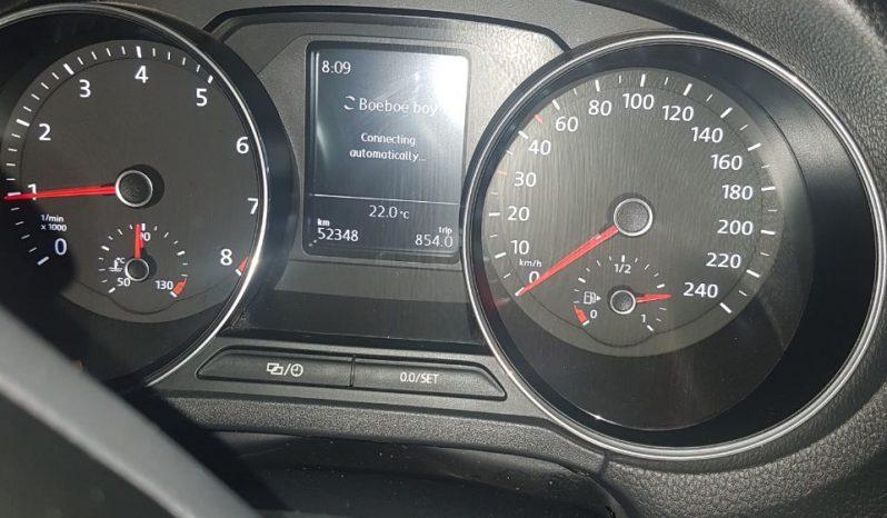 2015 VW Polo 1.2 TSI DSG Highline full