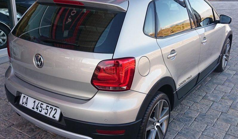 2014 VW Polo Cross 1.6 full