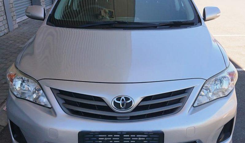 2012 Toyota Corolla 1.6 Professional full