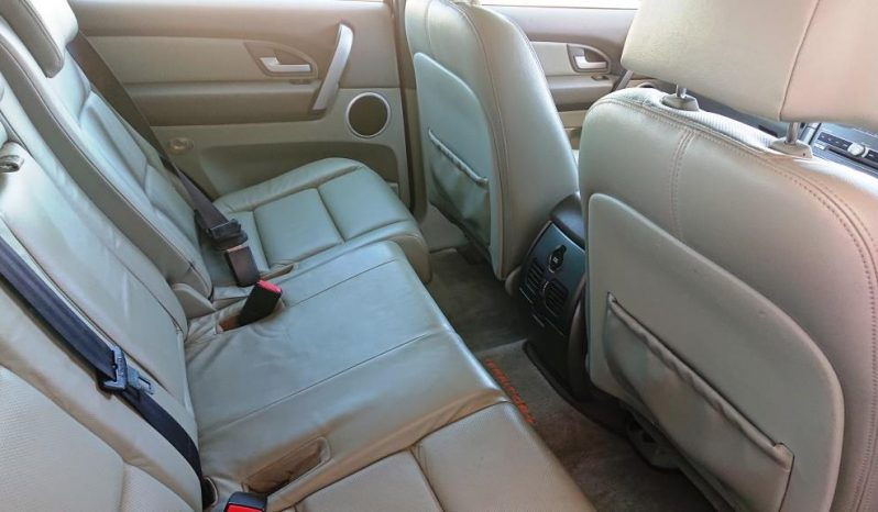 2007 Ford Territory GHIA A/T full