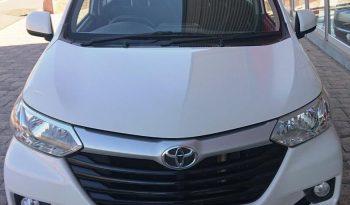 2016 Toyota Avanza 1.5 SX full