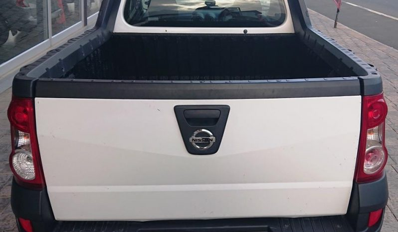 2017 Nissan NP200 1.5 DCI Safety Pack full