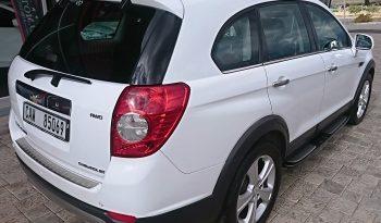 2012 Chevrolet Captiva 2.2D LTZ 4×4 full