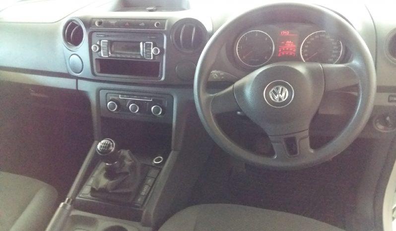 2015 VW AMAROK 2.0TDI TRENDLINE D/C full