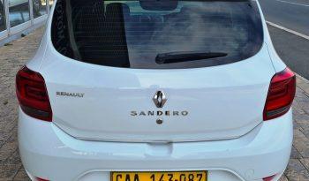 2018 RENAULT SANDERO 900T EXPRESSION full